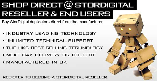 StorDigital shop open now for Resellers and Retail customers